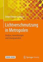 Lichtverschmutzung in Metropolen  - Emlyn Etienne Goronczy