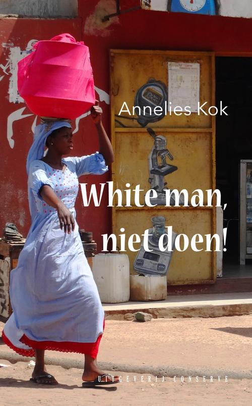 White man, niet doen!
