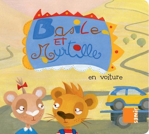 Basile et Myrtille en voiture
