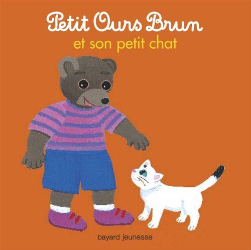 Petit Ours Brun et son petit chat  - Hélène Serre-de Talhouet  - Helene Serre  - Daniele Bour