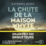 Vente AudioBook : La Chute de la maison Whyte  - Katerina Autet