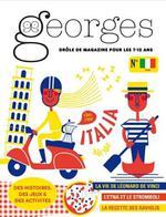 Couverture de Magazine Georges N 42 - Italie