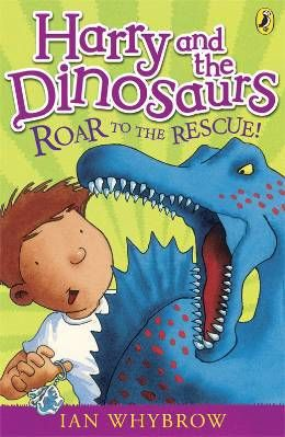Harry and the dinosaurs ; roar to the rescue !
