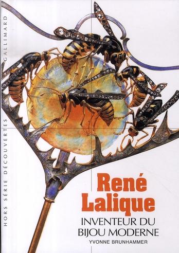 RENE LALIQUE - INVENTEUR DU BIJOU MODERNE