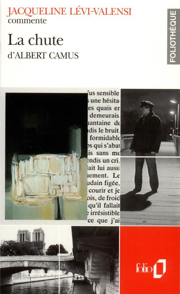 La Chute D'Albert Camus (Essai Et Dossier)