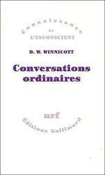 Couverture de Conversations ordinaires