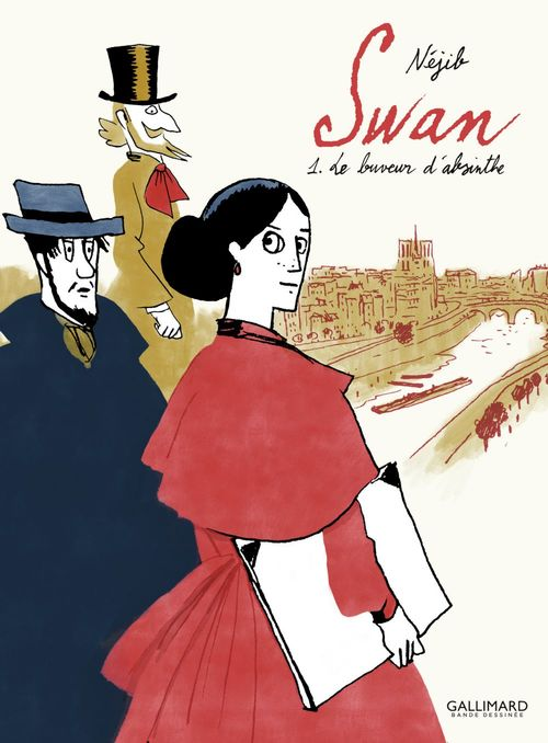 Swan T.1 ; le buveur d'absinthe