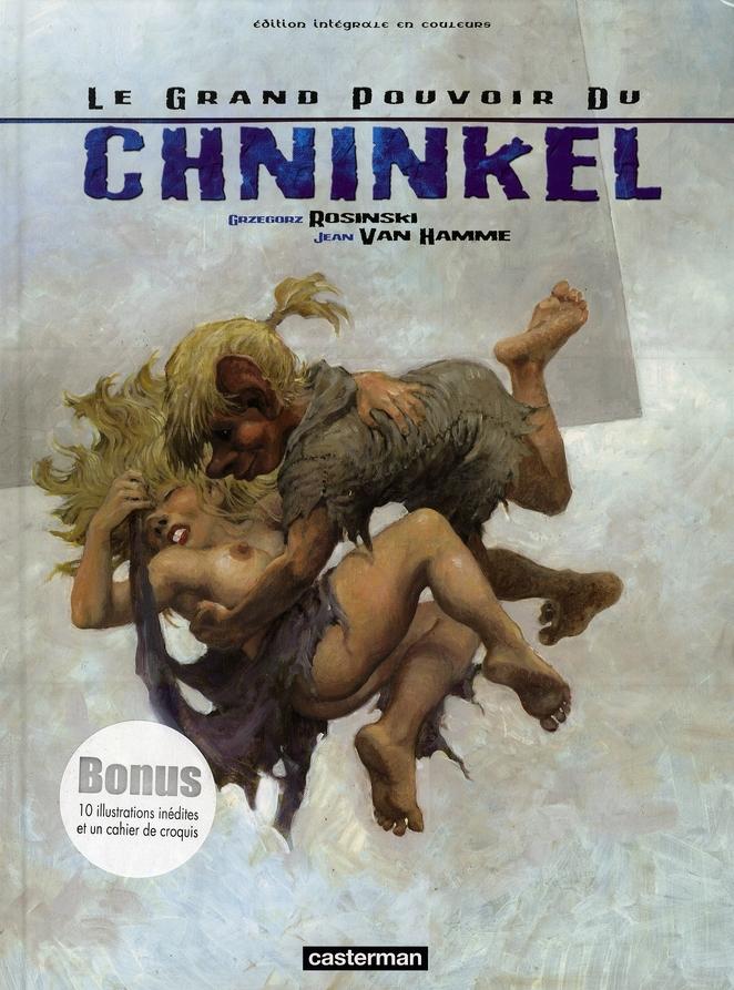 Le grand pouvoir du Chninkel ; intégrale t.1 à t.3