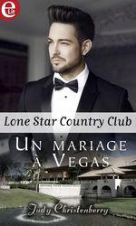 Vente Livre Numérique : Un mariage à Vegas  - Judy Christenberry