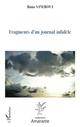 FRAGMENTS D'UN JOURNAL INFIDELE  - Hana Sanerova