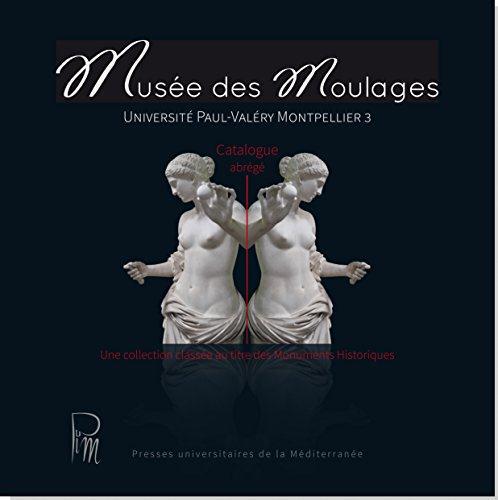 Musee des moulages - catalogue abrege