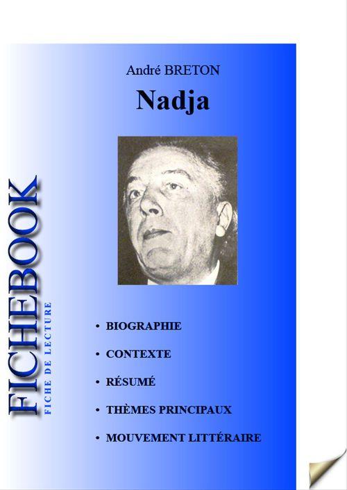 Fiche de lecture Nadja