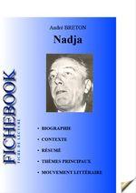 Vente Livre Numérique : Fiche de lecture Nadja (complète)  - André BRETON