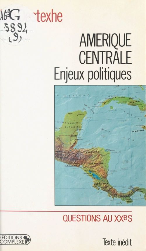 Amérique centrale : Enjeux politiques