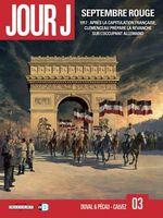 Vente Livre Numérique : Jour J T03  - Jean-Pierre Pécau - Fred Duval - Fred Blanchard