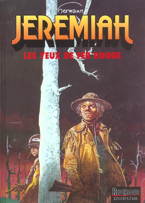 JEREMIAH (DUPUIS) T4 LES YEUX