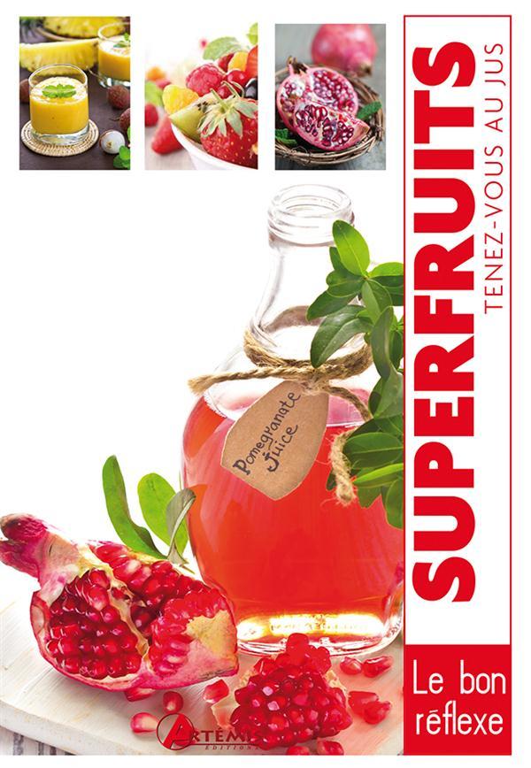 Superfruits, les jus de fruits sante