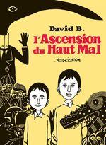 Vente EBooks : L'ascension du haut mal ; intégrale  - David B.