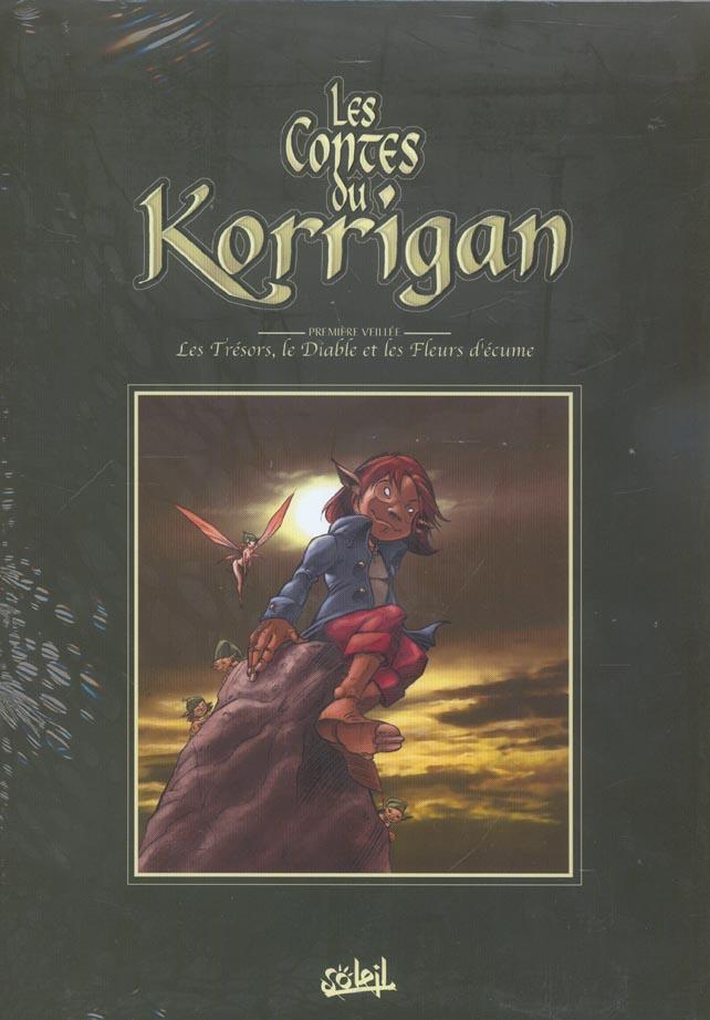 Les contes du Korrigan ; COFFRET VOL.1 ; T.1 A T.3