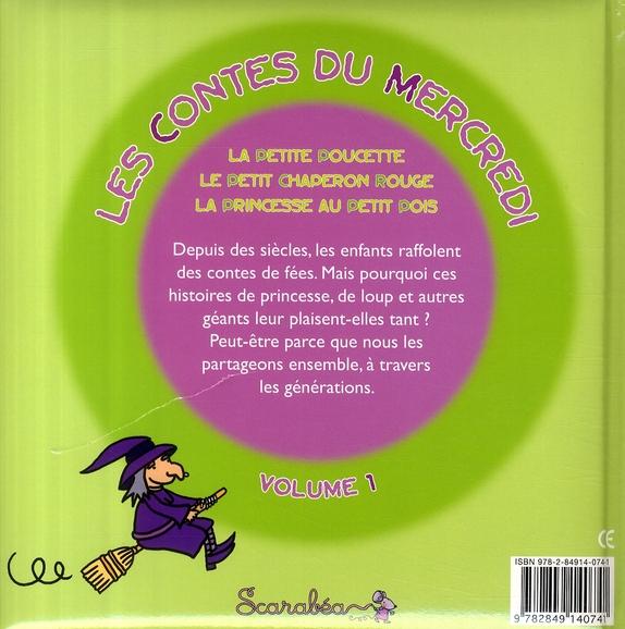 Contes du mercredi t.1