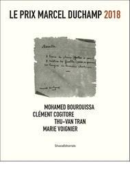 Le prix Marcel Duchamp 2018