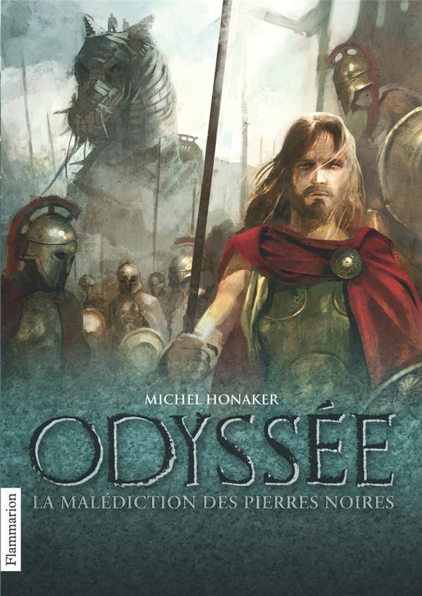 Odyssée T.1 ; la malédiction des pierres noires
