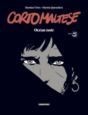 Corto Maltese ; océan noir