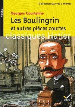 Les Boulingrin Et Autres Pieces Courtes