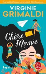 Vente livre : EBooks : Chère Mamie  - Virginie Grimaldi