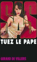 Vente EBooks : SAS 142 Tuez le pape  - Gérard de Villiers