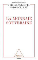 Vente Livre Numérique : La Monnaie souveraine  - Michel Aglietta