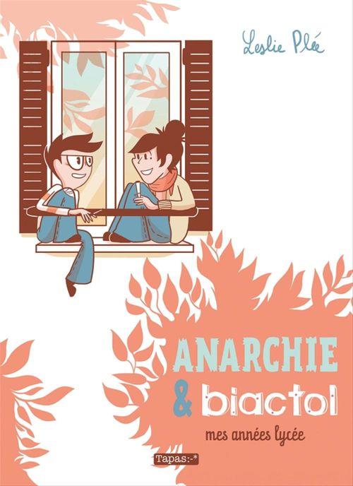 Anarchie et Biactol ; mes années lycée