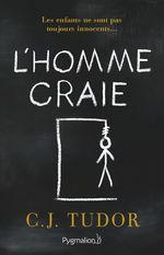 Vente EBooks : L'Homme craie  - C.J. Tudor