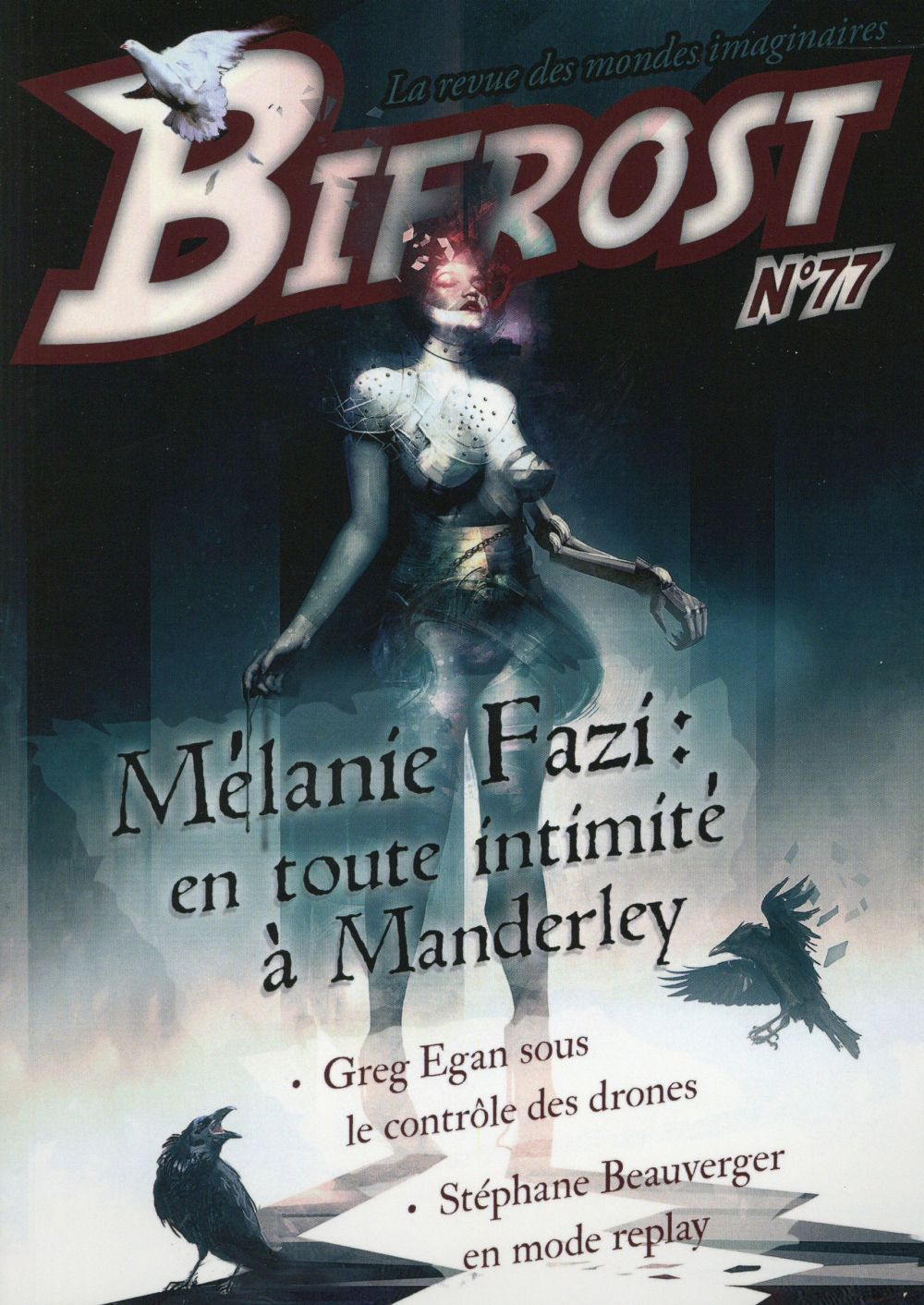 Bifrost ; dossier melanie fazi