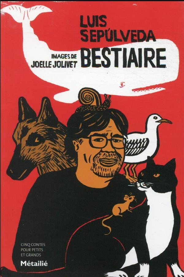 Bestiaire : cinq contes pour petits et grands