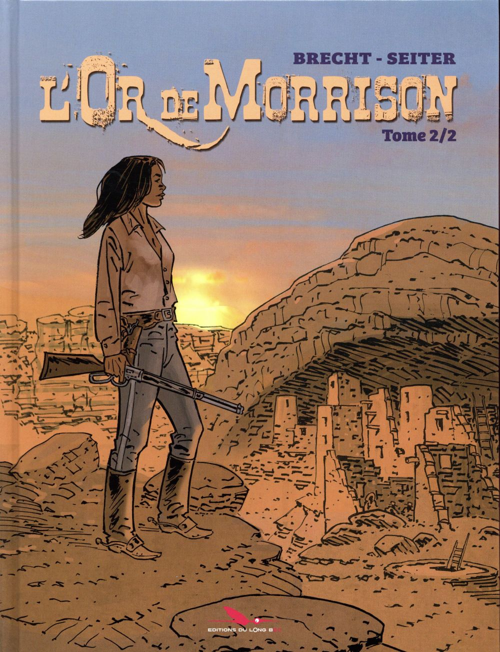 L'or de Morrison T.2