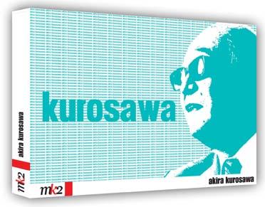 Coffret Kurosawa - Madadayo + Dersou Ouzala + L'idiot + Scandale