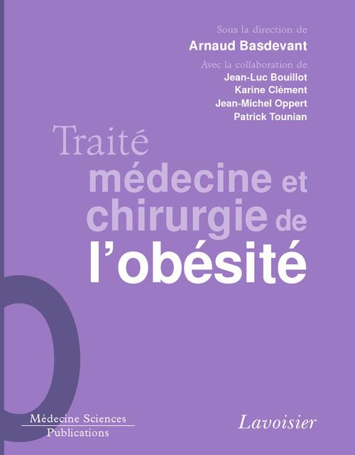 Traité médecine et chirurgie de l'obésité