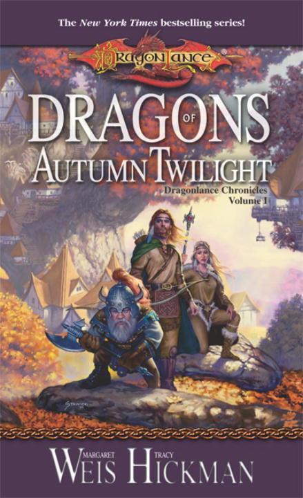 Dragons of Autumn Twilight ; Dragonlance Chronicles