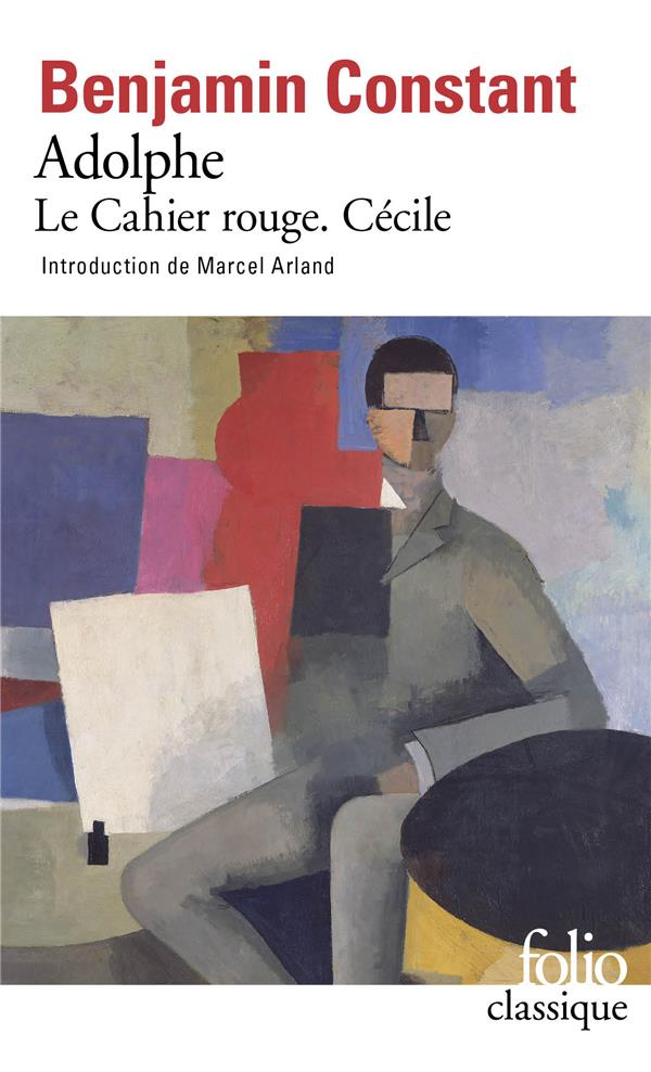 Adolphe - le cahier rouge - cecile