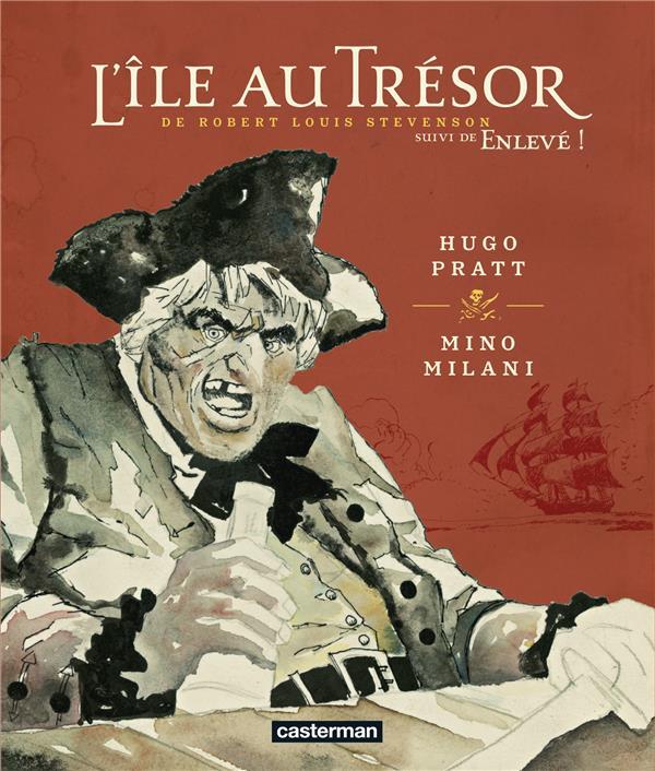 L'île au trésor, de Robert Louis Stevenson ; enlevé !