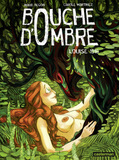 Bouche d'ombre (Tome 4) - Louise 1516