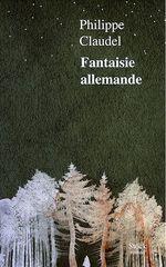 Vente Livre Numérique : Fantaisie allemande  - Philippe Claudel
