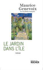 Vente Livre Numérique : Le Jardin dans l'île  - Maurice Genevoix