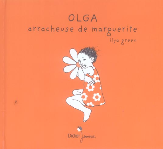Olga, arracheuse de marguerite