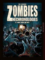 Vente Livre Numérique : Zombies nechronologies T.2 ; mort parce que bête  - Olivier Peru