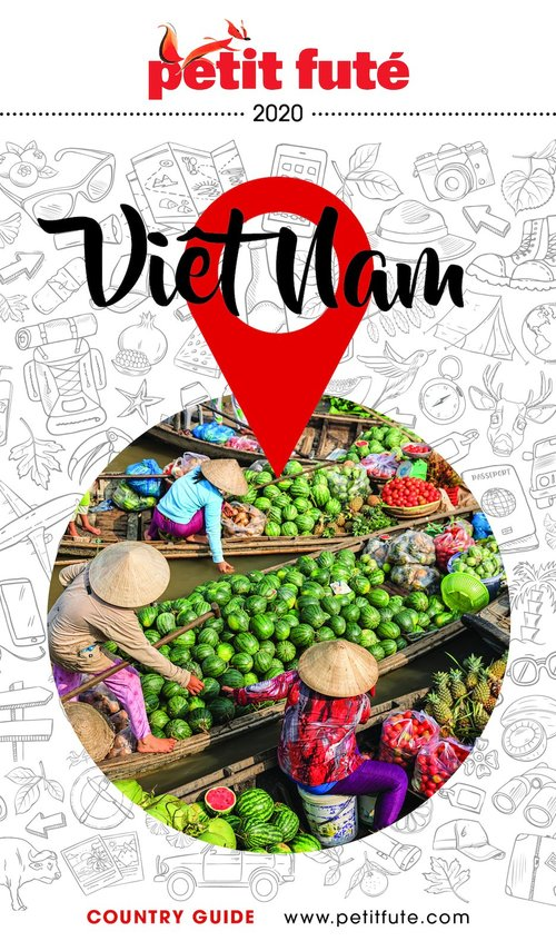 GUIDE PETIT FUTE ; COUNTRY GUIDE ; Viet nam