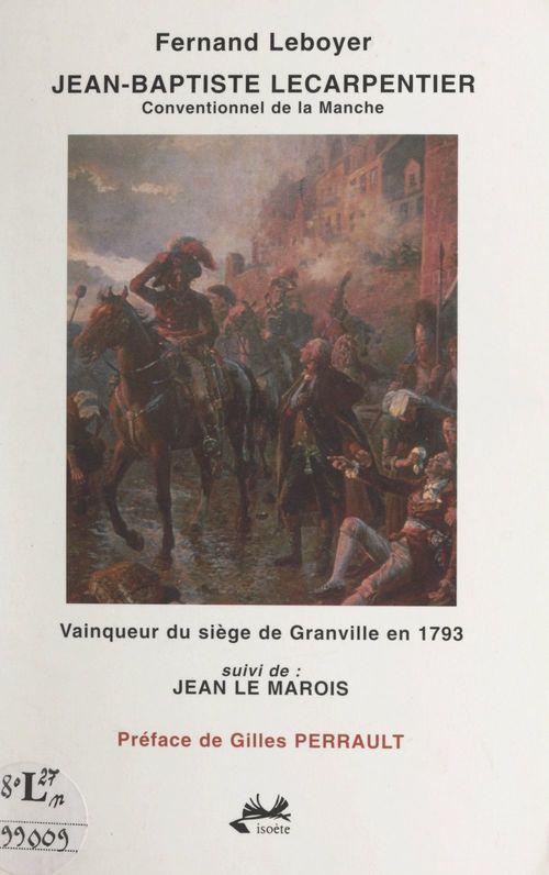 Jean-Baptiste Lecarpentier