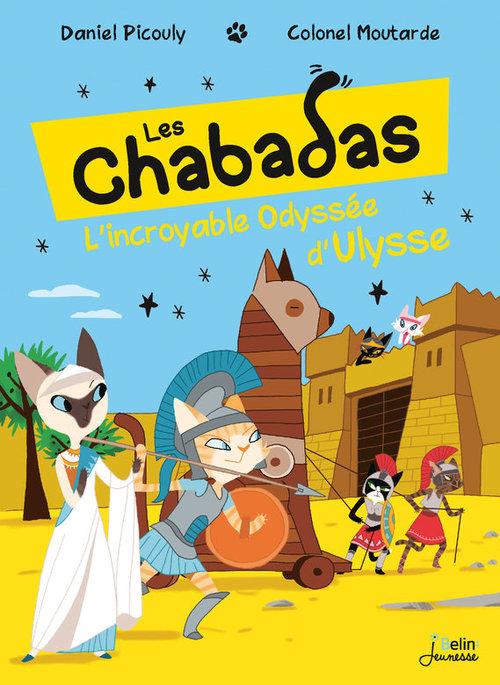 Les Chabadas ; l'incroyable odyssée