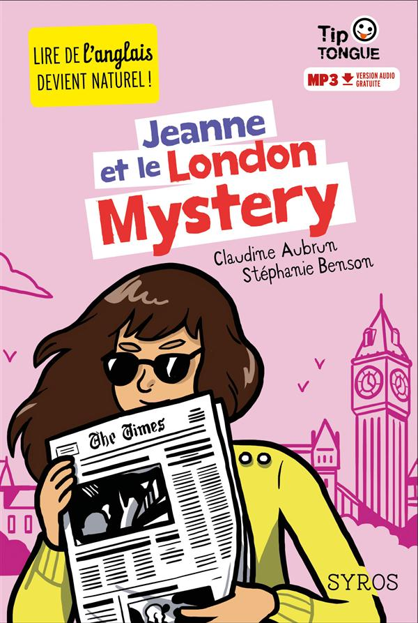 Jeanne et le London mystery
